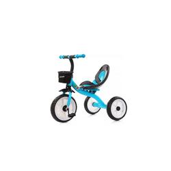 Chipolino Dreirad Dreirad Strike, ab 3 Jahre max. Traglast 25 kg komfortabler Sitz blau