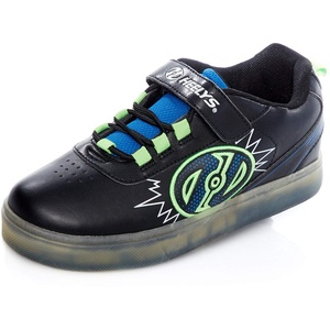 Heelys X2 Fitnessschuhe, Mehrfarbig (Black/Blue/Green 000), 33 EU