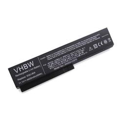 vhbw Akku passend für Chiligreen Teimos CU MJ355 Laptop Notebook (Li-Ion, 4400mAh, 11.1V, 48.84Wh, schwarz)