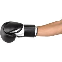 Kwon Boxhandschuhe Fitness, schwarz, 12oz, 4002412