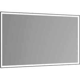 Keuco Royal Lumos Lichtspiegel 14597135003 1400x650x60mm, 77 Watt, schwarz-eloxiert