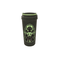 Star Wars Kinderbecher Reisebecher Mandalorian Eco