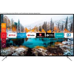Telefunken D65V800M4CWH LED-Fernseher (164 cm/65 Zoll, 4K Ultra HD, Smart-TV, 36 Monaten Herstellerlangzeitgarantie)