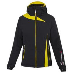 Vuarnet M L Bellac - Skijacke - Damen Black/Yellow I42 D36