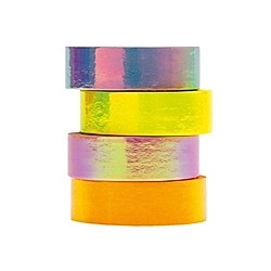 Tape Set, Irisierend, Pastell FSC Mix