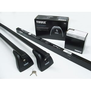 THULE Stahl Dachträger VW T5 + T6 California: 751+7123+3057