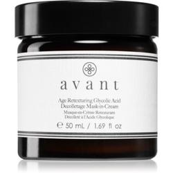 Avant Age Defy+ Creme-Maske für Hals und Dekolleté 50 ml