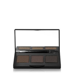 The BrowGal Convertible Brow  paleta do brwi  6 g Nr. 01 - Brow Dark