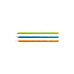 STAEDTLER WOPEX neon Bleistifte HB 180F BK3 2