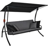 Angerer Elegance Style Design grau 3-Sitzer