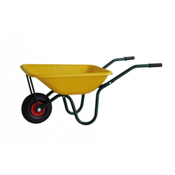 Growi Compactkarre 40 Liter - Kinderkarre gelb 15780-8