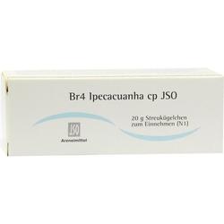 JSO Br 4 Ipecacuanha cp Globuli 20 g