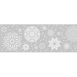 Fenstersticker Kristalle, Heyda, 2m lang