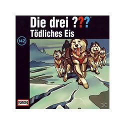 Die drei ??? 142: Tödliches Eis - (CD)