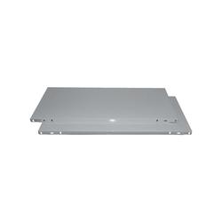 SZ METALL Einlegeboden Multiplex, 2-tlg. weiß 100 cm x 3 cm x 40 cm