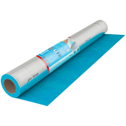 SELIT Trittschalldämmung SELITstop, mit Feuchteschutz blau 1 x 26 m