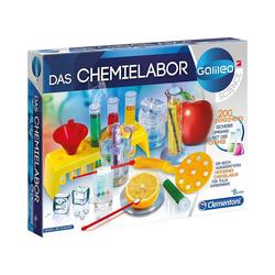 Clementoni® Lernspielzeug Galileo - Das Chemielabor