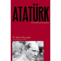 Atatürk als Buch von M. Sükrü Hanioglu