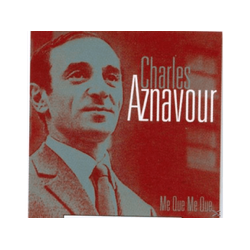 Charles Aznavour - Me Que Que-Französisches Cofranzösisches Coverfranzösisch (CD)