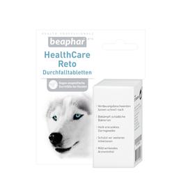 HealthCare RETO Durchfalltabletten für Hunde