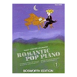 Romantic Pop Piano. Hans-Günter Heumann  - Buch