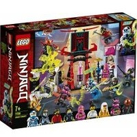 Lego Ninjago Marktplatz 71708