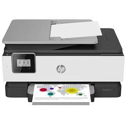 HP OfficeJet 8012 All-in-One 3 in 1 Tintenstrahl-Multifunktionsdrucker grau