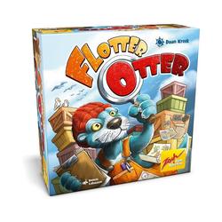 Zoch Spiel, Flotter Otter, Kartenspiel