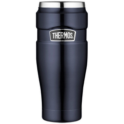 THERMOS Thermobecher Thermos Thermokaffeebecher Tumbler 'King' blau
