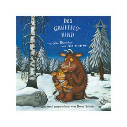 Das Grüffelokind - (CD)
