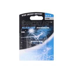 tecxus LR27 A Alkaline Batterie L828, 12 Volt, Abmessunge Batterie