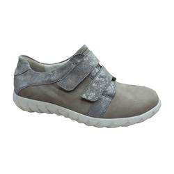Waldläufer WALDLÄFER Damen Sneaker KALEESI 652301-301-088 grau Kletterschuh