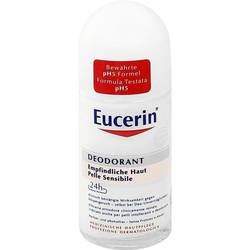 Eucerin Deodorant Roll on 24h