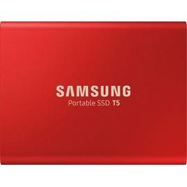 Samsung Portable T5 1 TB USB 3.1 rot