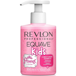 REVLON PROFESSIONAL Haarshampoo Equave kids Princess Look Conditioning Shampoo, sulfatfrei