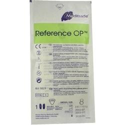 HANDSCHUHE OP Latex Gr.8 steril 2 St