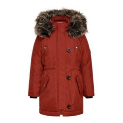 ONLY Langer Parka Damen Rot Female 128