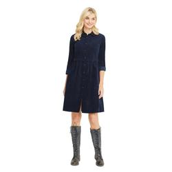 LINEA TESINI by Heine Petticoat-Kleid Kleid blau 40
