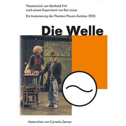 Die Welle - DVD als Buch von Fabian Krapp/ Morton Rhue