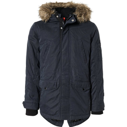 WE Fashion Parka Parka Litten für Jungen blau 110/116