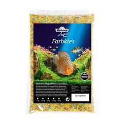 Dehner Aquarienkies Aqua Premium Farbkies, Körnung 2-3 mm, 5 kg bunt