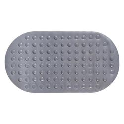 Duschmatte 5five Simply Smart, rutschhemmend, rutschhemmend grau