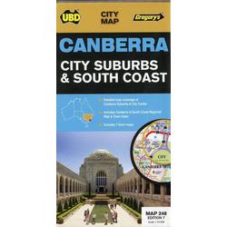 Canberra City & Suburbs