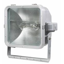 Großflächenstrahler Jet 2000, IP65, 4,5m Anschlußleitung + Vorschaltgerät mit 10m Zwischenleitung, inkl. Leuchtmittel