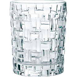 Nachtmann Whiskyglas Bossa Nova, (Set, 6 tlg., 6x Whiskybecher), 330 ml, 6-teilig farblos Kristallgläser Gläser Glaswaren Haushaltswaren