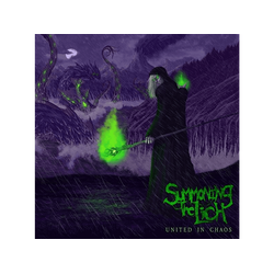 Summoning The Lich - United in chaos (CD)