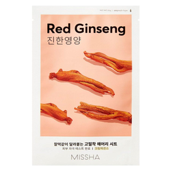 Missha Airy Fit Sheet Mask, Red Ginseng (19 g)