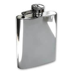 Mil-Tec Flachmann Edelstahl 240 ml