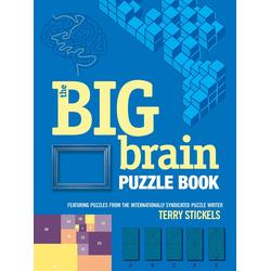 The Big Brain Puzzle Book: eBook von Terry Stickels