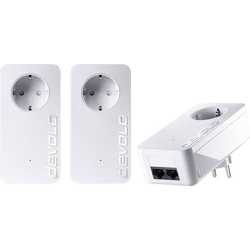 Devolo dLAN® 550 duo+ Powerline Network Kit 500MBit/s